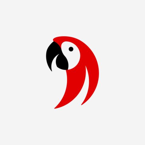 Logo perroquet
